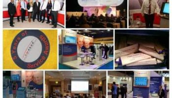 Various exhibitions, conferences and events